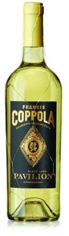 Francis Ford Coppola Diamond Collection Chardonnay Black Label Pavilion